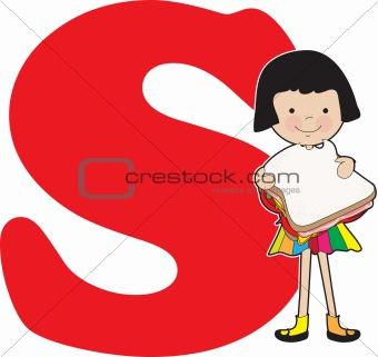 Alphabet Girl S