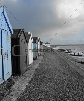 Beach Huts