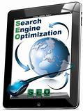 Tablet SEO - Search engine optimization
