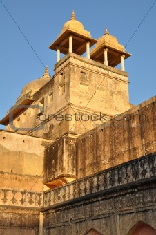 Amber Fort & Palace in Jaipur