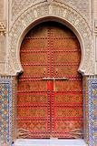 Moroccan entrance