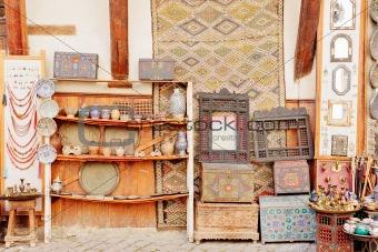 Arabic market