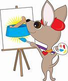 Chihuahua Artist