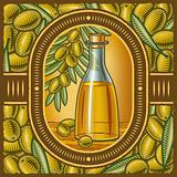 Retro olive oil