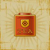 Retro Tea Can