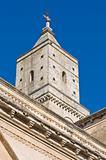 Belltower Cathedral. Matera. Basilicata. Italy.