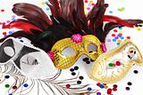 Carnival masks