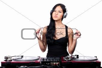 One mean DJ