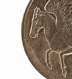 Pegasus, winged horse