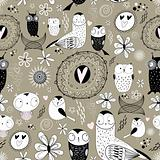 texture of love owls