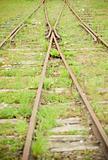 Merging railway lines
