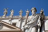 Vatican Statues