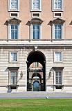 Reggia di Caserta entrance - Italy