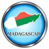 Madagascar Round Button