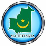 Mauritania Round Button