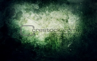 Grunge background with mould stains