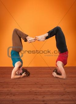 Vrisikasana Yoga