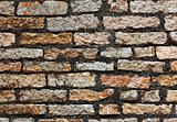 old bricks wall