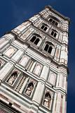 The Campanile of Florence Cathedral