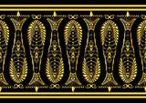 Admirable Gold Pattern on a Black Background(162).jpg