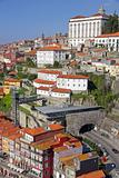 Portugal. Porto city. Old historical part of Porto