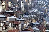 Residential Area of Veliko Tarnovo
