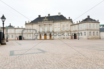 Moltke's Palace in Copenhagen