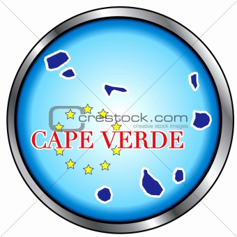 Cape Verde Round Button