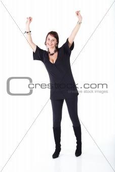 Caucasian Adult woman