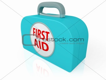 first-aid set