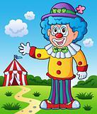 Clown theme picture 9
