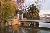Tomar river