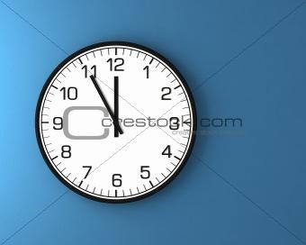 3d classic wall clock