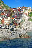Italy. Cinque Terre. Manarola 