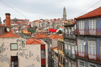 Portugal. Porto city