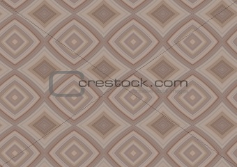 Brown distorted seamless triangles background