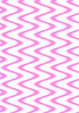 pink white waves