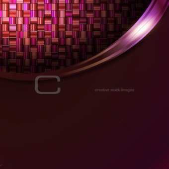 absract mosic background