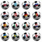 Euro Soccer Championship Teams
