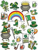 Saint Patrick&#39;s Day Elements