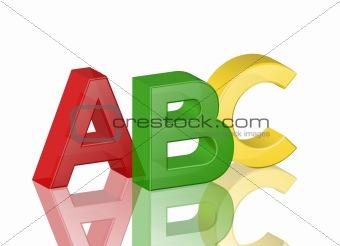alphabet abc