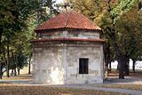 Autumn in Beograd fortress