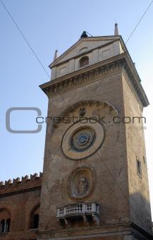 Tower in Mantua