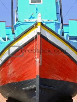 Fisherman ship