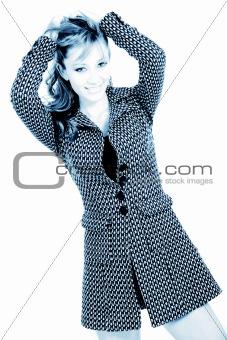 sexy fashion woman