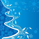 Christmas treer background
