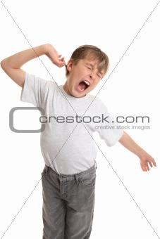 Tired, Stretch, Yawning