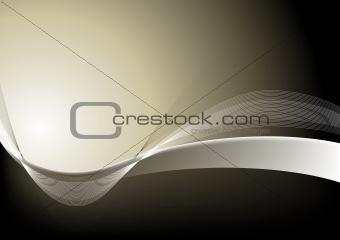 Dynamic Wave Backgound