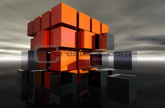 Orange Box Series - Construction