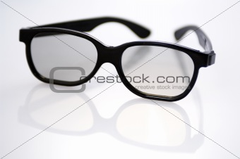 Glasses - shallow DOF